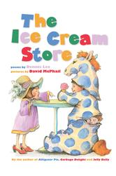 Portada de THE ICE CREAM STORE