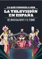 Portada de LO QUE VENDRIA A SER LA TELEVISION EN ESPAÑA