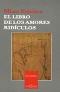 Portada de EL LIBRO DE LOS AMORES RIDICULOS