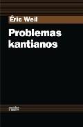 Portada de PROBLEMAS KANTIANOS