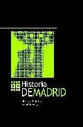 Portada de HISTORIA DE MADRID