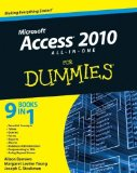 Portada de ACCESS 2010 ALL-IN-ONE FOR DUMMIES (FOR DUMMIES (COMPUTERS))