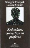 Portada de SED SABIOS, CONVERTIOS EN PROFETAS