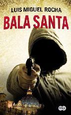 Portada de BALA SANTA (EBOOK)