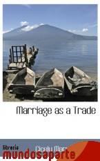 Portada de MARRIAGE AS A TRADE