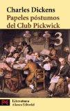 Portada de PAPELES POSTUMOS DEL CLUB PICKWICK