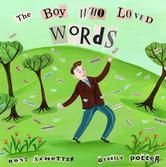 Portada de THE BOY WHO LOVED WORDS