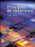 Portada de PRINCIPIOS DE ELECTRONICA