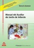 Portada de TEMARIO GENERAL DE AUXILIAR DE JARDIN DE INFANCIA
