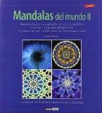 Portada de MANDALAS DEL MUNDO II: CONTIENE 72 MANDALAS PARA PINTAR Y COLOREAR
