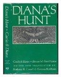 """Portada de DIANA'S HUNT - """"CACCIA DI DIANA"""": BOCCACCIO'S FIRST FICTION (MIDDLE AGES SERIES)"""