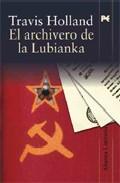 Portada de EL ARCHIVERO DE LA LUBIANKA