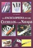 Portada de LA ENCICLOPEDIA DE LOS CUCHILLOS Y LAS NAVAJAS