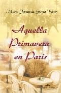 Portada de AQUELLA PIMAVERA EN PARIS