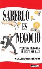 Portada de SABERLO ES NEGOCIO (EBOOK)