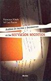 Portada de ANALISIS DE ESCRITOS Y DOCUMENTOS EN LOS SERVICIOS SECRETOS