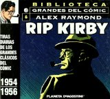 Portada de RIP KIRBY Nº 6: ELIXIAR DE LA ETERNA JUVENTUD