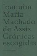 Portada de CRONICAS ESCOGIDAS