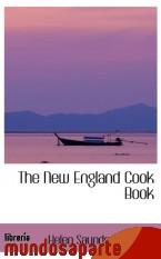 Portada de THE NEW ENGLAND COOK BOOK