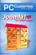 Portada de JOOMLA. CREA Y ADMINISTRA TU SITIO WEB