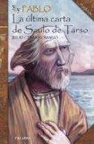 Portada de YO SOY PABLO: LA ULTIMA CARTA DE SAULO DE TARSO