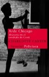 Portada de ARDE CHICAGO: MISTERIO EN EL CONDADO DE COOK