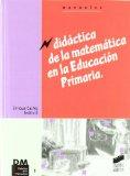 Portada de DIDACTICA DE LA MATEMATICA EN LA EDUCACION PRIMARIA