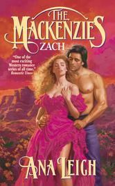 Portada de THE MACKENZIES: ZACH