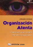 Portada de ORGANIZACION ATENTA: CONSEJOS PARA TENER CLIENTES CONTENTOS