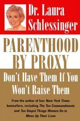 Portada de PARENTHOOD BY PROXY