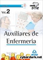 Portada de AUXILIARES DE ENFERMERÍA DEL SERVICIO NAVARRO DE SALUD-OSASUNBIDEA. TEMARIO. VOLUMEN II - EBOOK