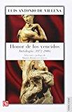 Portada de HONOR DE LOS VENCIDOS: ANTOLOGIA