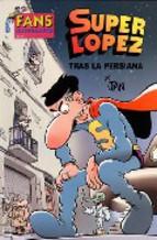 Portada de FANS SUPER LOPEZ Nº 44: TRAS LA PERSIANA