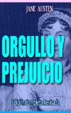 Portada de ORGULLO Y PREJUICIO (JANE AUSTEN - EDICIÓN REVISADA) (CLÁSICOS ROMÁNTICA)