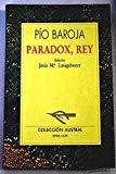 Portada de PARADOX, REY