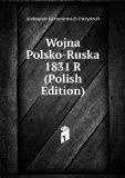 Portada de WOJNA POLSKO-RUSKA 1831 R (POLISH EDITION)