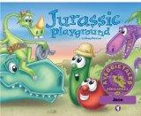 Portada de JURASSIC PLAYGROUND - VEGGIETALES MISSION POSSIBLE ADVENTURE SERIES #4: PERSONALIZED FOR JASE