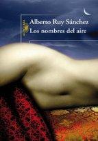 Portada de LOS NOMBRES DEL AIRE (EBOOK)