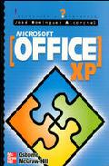 Portada de OFFICE XP: INICIACION Y REFERENCIA