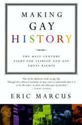 Portada de MAKING GAY HISTORY