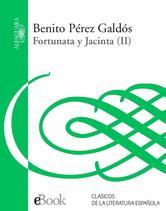 Portada de FORTUNATA Y JACINTA II (EBOOK)