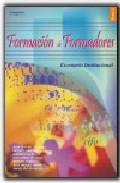 Portada de FORMACION DE FORMADORES: ESCENARIO INSTITUCIONAL. TOMO II