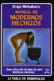 Portada de MANUAL DE MODERNOS HECHIZOS