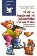 Portada de EL TALLER DE LENGUAJE ORAL Y DE PSICOMOTRICIDAD EN EL AULA 0-8 AÑOS