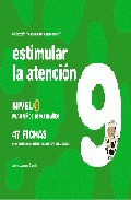 Portada de ESTIMULAR LA ATENCION NIVEL 9: PARA NIÑOS DE 9 A 10 AÑOS