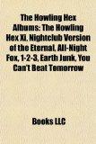 Portada de THE HOWLING HEX ALBUMS: THE HOWLING HEX