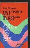 Portada de SIETE TEORIAS DE LA NATURALEZA HUMANA