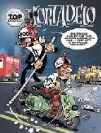Portada de TOP COMIC Nº 40: MARRULLERIA EN LA ALCALDIA