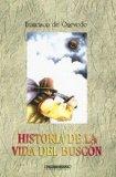 Portada de HISTORIA DE LA VIDA DEL BUSCON