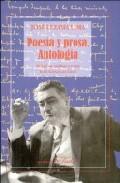 Portada de POESIA Y PROSA: ANTOLOGIA